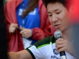 Kobayashi feels 'very sorry' for F1 fans