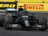 Hamilton formation lap 'stalling' down to a sensor problem