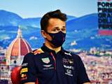 Albon feels no extra pressure to perform despite Gasly's F1 win