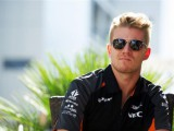 Hulkenberg heads disrupted opening session