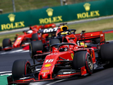 'Leclerc handled Mercedes better than Vettel'