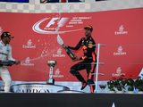 "Daniel Ricciardo pleased with ""lonely"" Japanese Grand Prix"