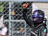 """Hamilton says booing """"just fuels me"""" after beating Verstappen to F1 pole"""
