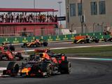 Server crash caused DRS non-usage in Abu Dhabi GP