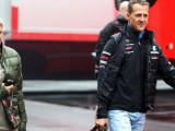 Schumacher's condition improving, says wife
