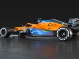McLaren unveils tweaked livery ahead of season-opener