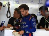 Gasly Loses Tenth Place Finish after Penalty for Perez Clash