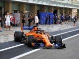 McLaren test debut 'a dream come true' for Sainz Jr.