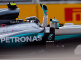 Rosberg takes Hockenheim pole despite late electrics scare