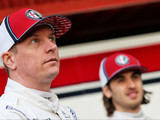 Raikkonen hopes to emulate Lotus success with Alfa Romeo