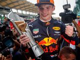 Jos Verstappen: Max Verstappen needed win after tough year A