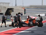 More Honda trouble after just two laps of Bahrain Formula 1 test