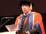 Ross Brawn receives Honorary Doctorate