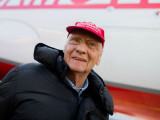 Lauda hospitalised, back in intensive care