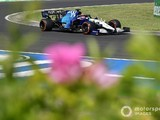 """Russell felt """"car was driving me"""" after first Q1 exit of F1 2021 season"""