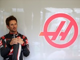 Grosjean: I am on a good lap and suddenly I'm out