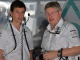 Mercedes can do no more - Wolff