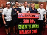 McLaren builds Jenson Button a pub for 300th race