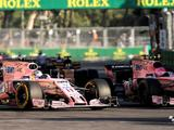 Force India: Drivers 'reminded' over team priority