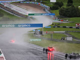 Hamilton takes impressive pole at wet Spielberg
