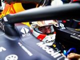 Verstappen edges Hamilton to secure pole in the first race of the season