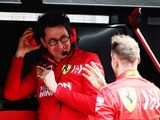 Ferrari risk overloading Binotto says Berger