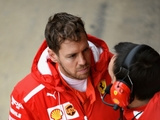 Vettel a 'bit sad' about grid girl ban