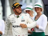 Hamilton 'loving racing' amidst retirement headlines