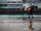First Free Practice Of The Eifel Grand Prix Cancelled Due To Bad Weather