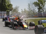 Verstappen: Formula 1 stewards forced to give certain penalties