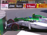 Ericsson handed penalty for collision with Massa