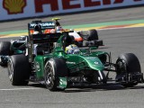 Caterham at risk as manufacturer goes bankrupt