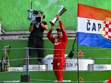 Leclerc: Standing on Monza podium as Ferrari winner gave me chills