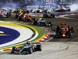 Mercedes expect another tough battle in Singapore