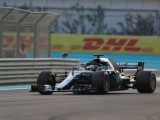 Hamilton admits to 'struggling' with tyres in Abu Dhabi FP1