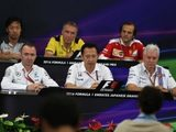 2016 Japanese Grand Prix – Friday Press Conference