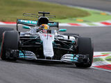 Mercedes comfortably ahead in first practice at Monza