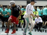 Wolff: Rosberg's best weekend