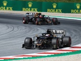 "Romain Grosjean: ""It's really hard to understand where the grip is going"""