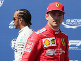 Leclerc: Nothing untoward about hurry up messages
