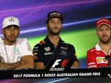 Lewis Hamilton insists Ferrari 'definitely' the favourites in Australia