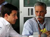 Ferrari would try to block Toto Wolff from taking up F1 CEO role