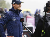 Williams podium a reward for 'years of hard work' - Russell