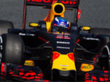 Verstappen tops test Day Two