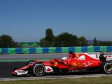 Vettel hails 'incredible' Ferrari after taking Hungary pole