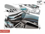 The F1 tech solutions Mercedes employed to cure its Monaco weakness