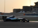 Qualy: Hamilton grabs pole position in Abu Dhabi