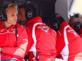 Chilton insists Marussia relationship not damaged