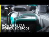 Video: How a Formula 1 car works: Episode 3 - Sidepods