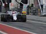 Robert Kubica gaining more confidence in the Williams FW41